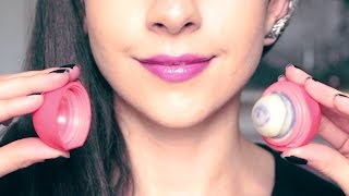 DIY Marble EOS Lip Balm - YouTube