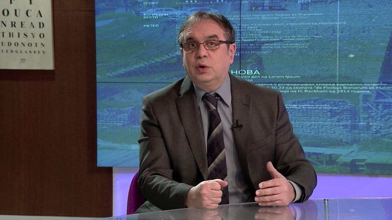 Даштевски: Мерката притвор за Кочан е политички измотивирана одлука