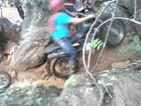 Trilha de Monte Azul equipe Col3 Janaúba