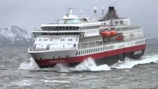 Video Norwegen - Auf der Hurtigrute durch den wilden Atlantik MP3, 3GP, MP4, WEBM, AVI, FLV Agustus 2019