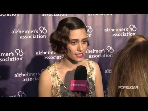 Emmy Rossum Talks Spring Street Style And Sports