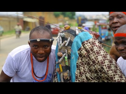 Eegun Sanyeri - Yoruba Latest 2014 Movie.