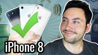Video 8 Raisons d'acheter un iPhone 8 ! MP3, 3GP, MP4, WEBM, AVI, FLV Oktober 2017