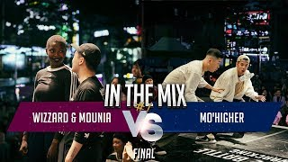 Wizzard & Mounia vs Mo'Higher (Hoan & Jaygee) – In The Mix #1 FINAL