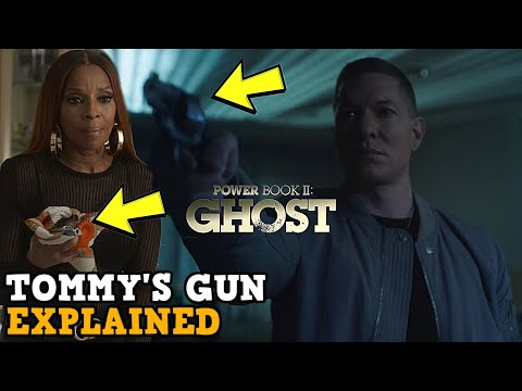 Power Book II: Ghost 'TOMMY'S GUN' & What Happened To Cash? Power Easter Egg Explained