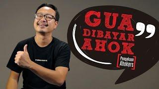 Video GUE DIBAYAR AHOK! (PENGAKUAN AHOKER) MP3, 3GP, MP4, WEBM, AVI, FLV April 2017