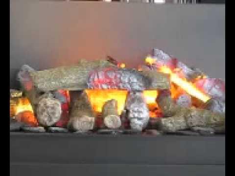Estufas electricas simuladas videos videos - Fuego para chimeneas decorativas ...
