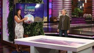 Video This May Be Ellen's Luckiest Contestant Ever! MP3, 3GP, MP4, WEBM, AVI, FLV Oktober 2018