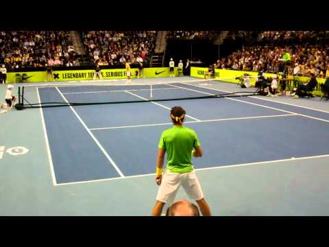 Federer vs Nadal - Clash of The Champions - part 5