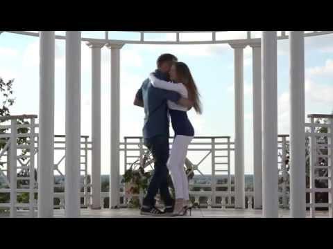 "la kizomba con enrique iglesias - alexander & elena sul brano ""bailando"""