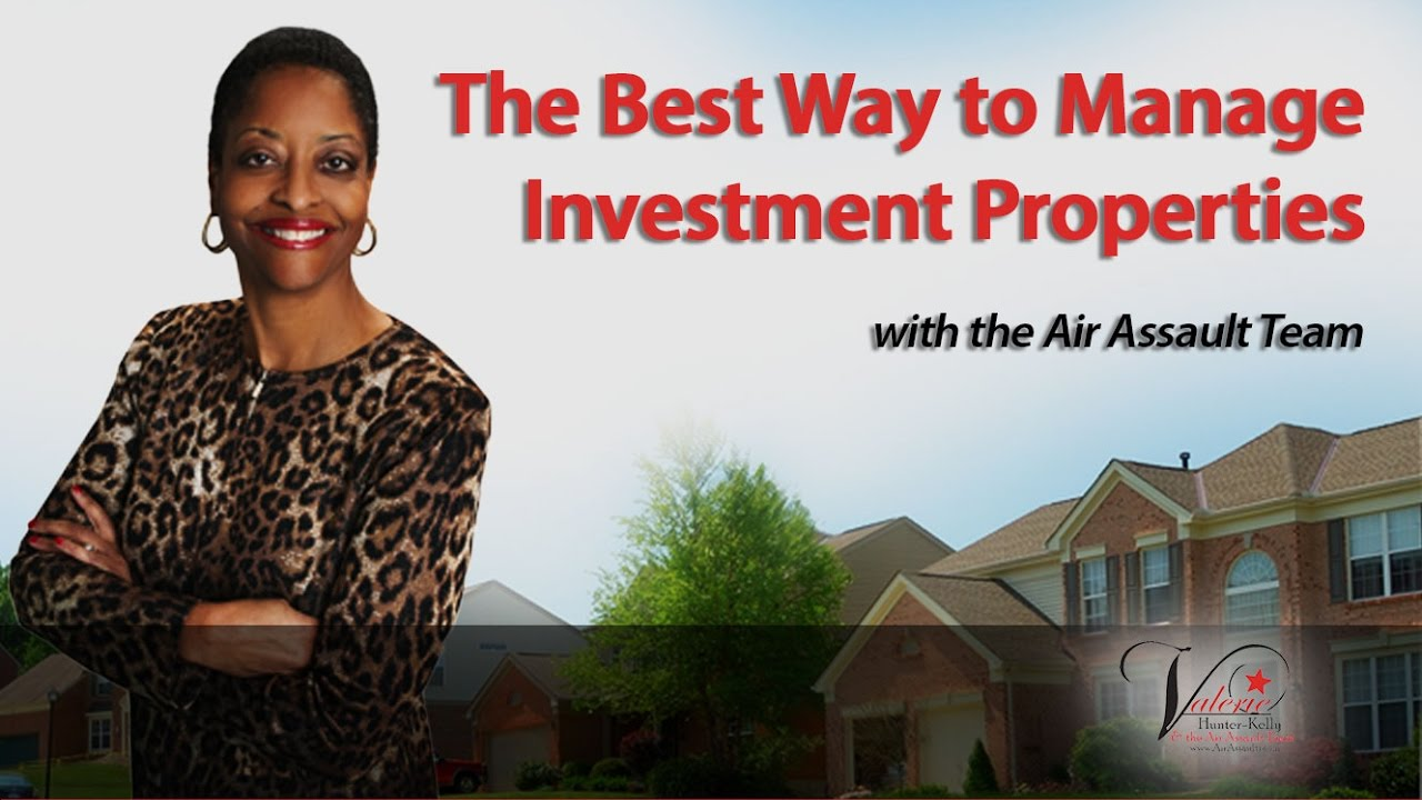 3 Options for Managing Your Investment Property