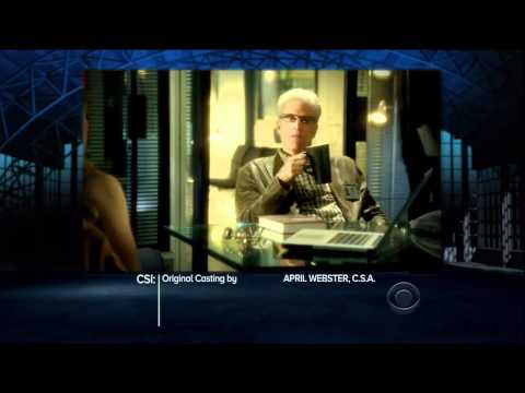CSI: Crime Scene Investigation 12.06 (Preview)