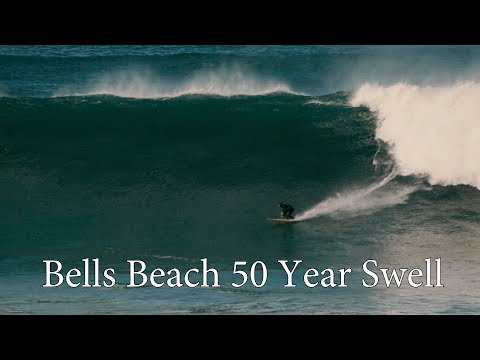 Bells Beach  Winter Swell. 24.06.2017 Long version.