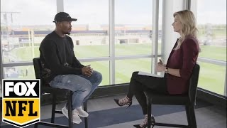 Von Miller with Erin Andrews:  Being a star is 24/7 - FOX NFL Kickoff by FOX Sports
