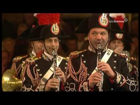 Banda Musicale dell'Arma dei Carabinieri - Musikschau der Nationen 2010