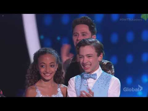 Download Sophia Pippen & Jake Monreal DWTS Juniors Episode 2 (Dancing with the Stars Juniors) hd file 3gp hd mp4 download videos