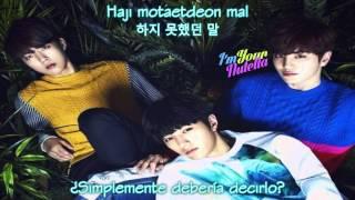 Video INFINITE F - My Girl (Korean Ver.) [Sub. Español + Hangul + Romanización] MP3, 3GP, MP4, WEBM, AVI, FLV April 2018