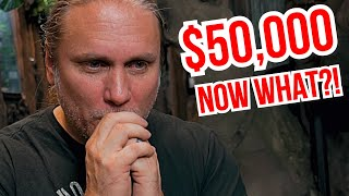 $50,000 OVER BUDGET ALREADY!! | BRIAN BARCZYK by Brian Barczyk