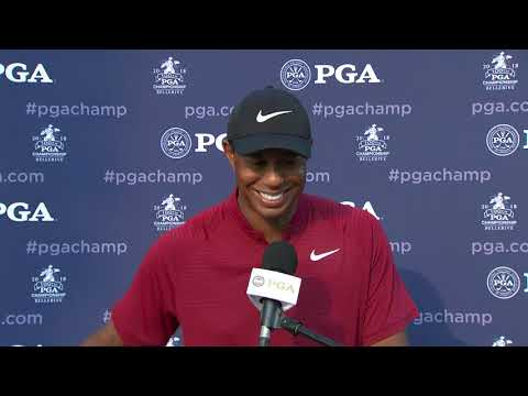 Tiger Woods breaks down his fi …