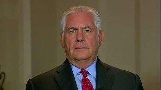 Tillerson on Russia, Trump's UN speech, NKorea, Iran deal