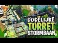 DODELIJKE TURRET STORMBAAN - Fortnite Cup Mini-Game week 3
