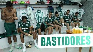 O vestiário do Verdão antes e depois da partida na Ilha do Governador.-----------------------------------Assine o Premiere e assista a todos os jogos do Palmeiras AO VIVO, em qualquer lugar, na TV ou no Premiere Play: http://bit.ly/1myhErs E se você já assina, participe da pesquisa e diga que seu time é o Palmeiras: http://bit.ly/2ad5HJo------------------------Seja Sócio Avanti, com desconto em ingressos e privilégios exclusivos! Clique aqui: http://bit.ly/1uKJsbA