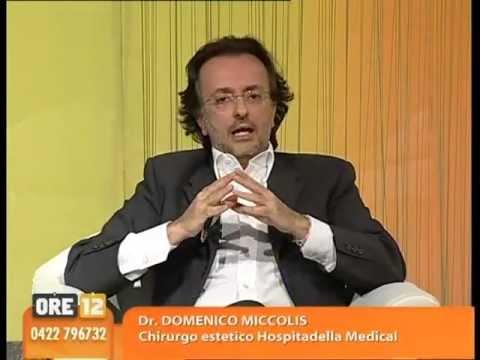 Dottor Domenico Miccolis ospite in diretta alla trasmissione ore 12 seconda parte
