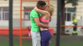 Download Video Kissing Prank - GONE HOME! MP3 3GP MP4