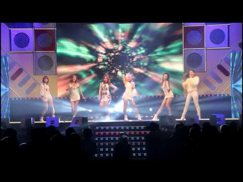 타히티 - 국군방송 위문공연 / 아스타 루에고