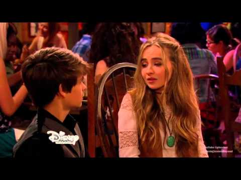 Girl Meets World 2x21: Lucas & Maya #2 (Farkle: ... you care about him)