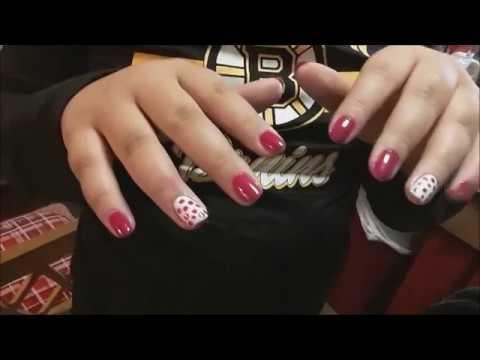 Decorados de uñas - Uñas Decoradas Con Esmalte Sencillas y Bonitas