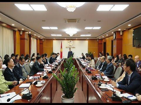 Bộ Công Thương thực hiện nghiêm chỉ đạo của Chính phủ trước diễn biến dịch viêm phổi cấp