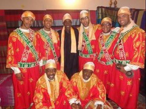 Lila Màalam Hassan Boussou 2016 -'_ SmawiYan -'_ Lailaha Lah Samawi _-' & Gnawa Oulad Bambra