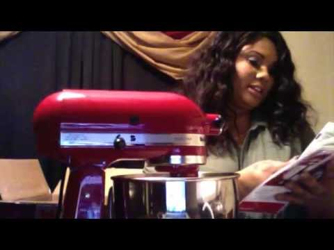 Kitchenaid Stand Mixer Unboxing