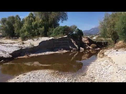 Σοβαρά προβλήματα διάβρωσης του εδάφους στην Κινέτα