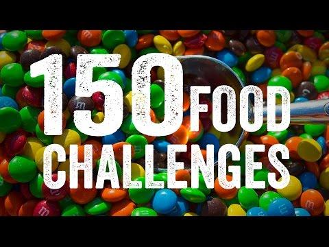 150 Food Challenges