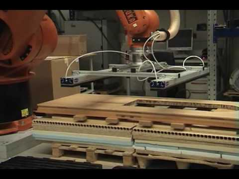 FXC-DG Vacuum Gripper For Handling Planks & Doors... Video Image