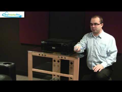 Denon AVR 2310 CI - Home Theater Receiver Basics