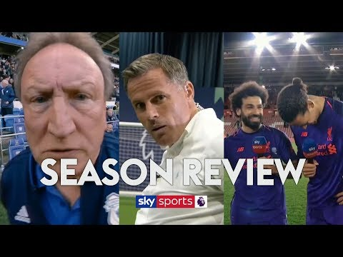 The BEST Moments Of The 2018/19 Premier League Season On Sky Sports!