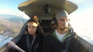 Best airplane Marriage proposal. Engine failure