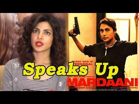 Priyanka Chopra Speaks Up On Jai Gangaajal's Compa