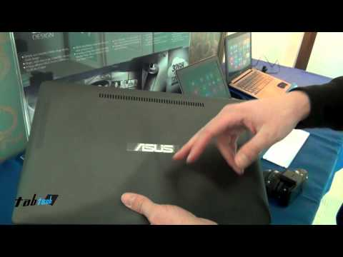 Asus Transformer Book TX300 Hands On | English