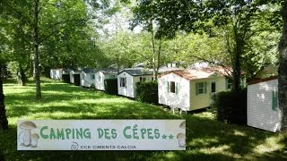 Le camping des Cèpes