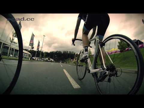Eurobike 2014: Cervelo R2 first ride