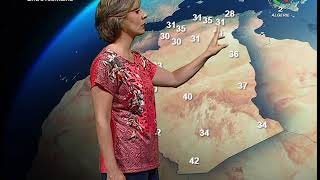 Prévisions météorologiques - 16 septembre 2020