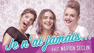 Video Je n'ai jamais... (feat. MARION SECLIN) - Parlons peu... MP3, 3GP, MP4, WEBM, AVI, FLV November 2017