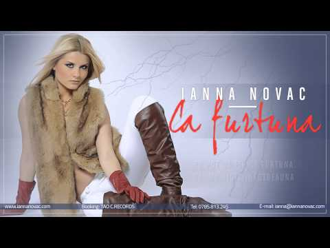 Ianna Novac - Ca furtuna (lyric video)