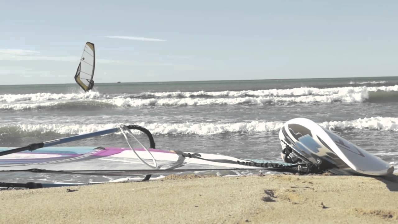 EVASIÓN TV: Windsurf en Cambrils - COSTA DAURADA