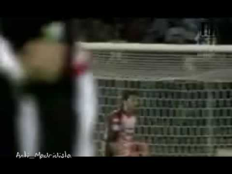 juventus real madrid - 3 a 1 - goal nedved