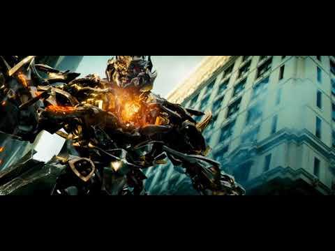 Transformers (2007) batalla final y la muerte de Megatron (parte 7/7) español HD